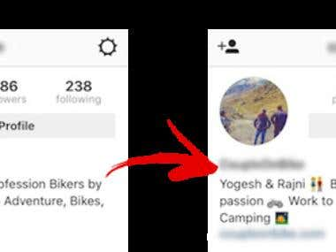 Instagram Followers Increase