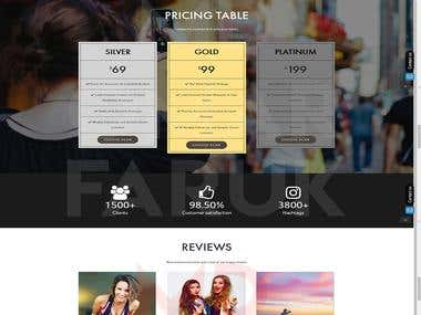 Another Work Done Website Design And Development