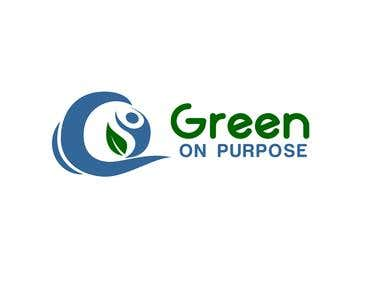 Logo for Green On Purpose