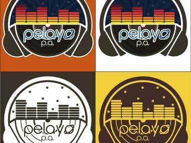 Logotipo propuesto para PELAYO P.A.