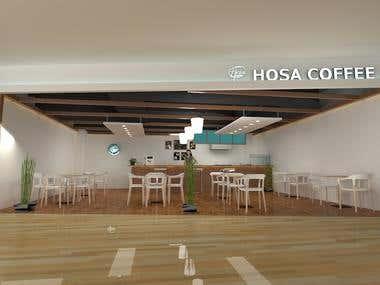 3D Concept, House, Cafe, Restaurant, Bar, etc.