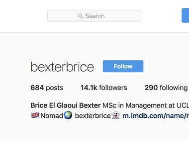 Social Media Manager/Owner