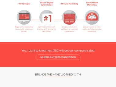 Website Copy: Oil Sales Consulting