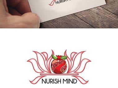 Logo For Nurish Mind