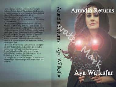 Arundia Returns Vampire Wars Book 2