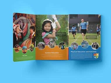 Booklet/Flyer/Brochure
