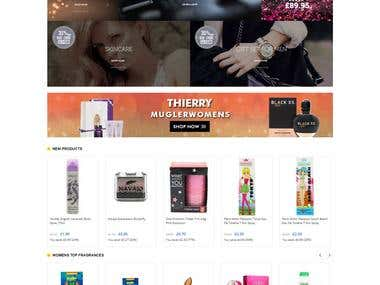 Everything4you (Magento Website)