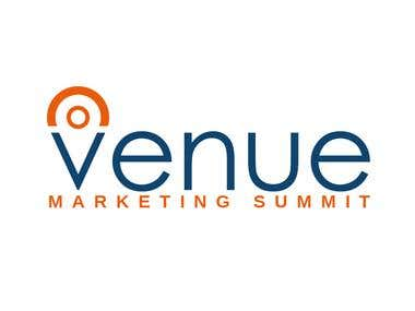 Design a Logo for Venue Marketing Summit