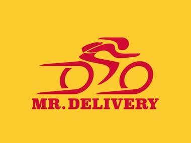 Delivery Company Logo Design