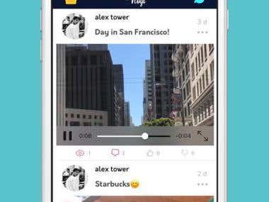 Vlogi Social App