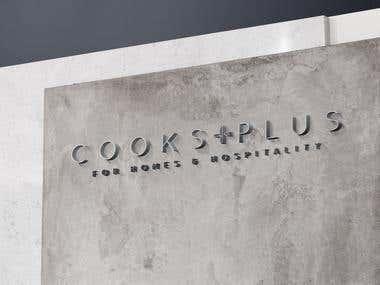 Cooks Plus Logo