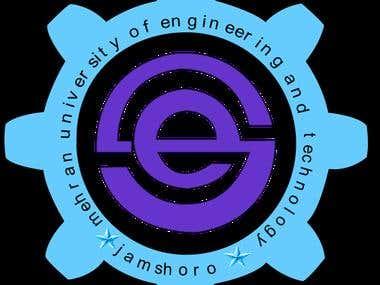 Sample logo for website