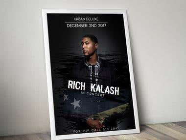 Poster/Flyer mockup