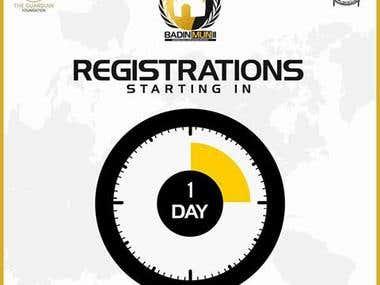 Registration of badinmun