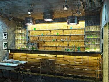Restaurant in Kiev