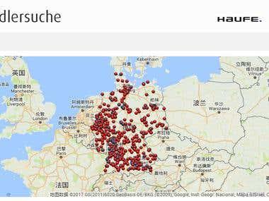 Scrape haendlersuche.haufe-lexware.com