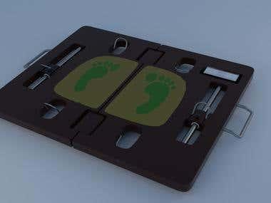 portable gym concept
