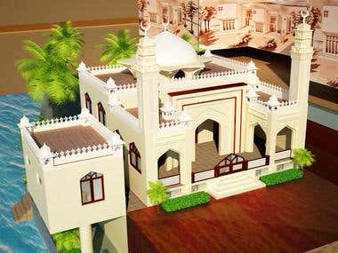 Mosque project