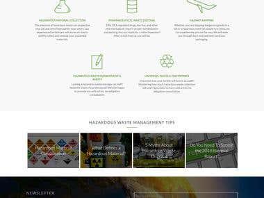 Website Copy: MLI Environmental