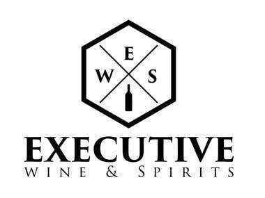 LOGO for Exceutive Wine & Spirits