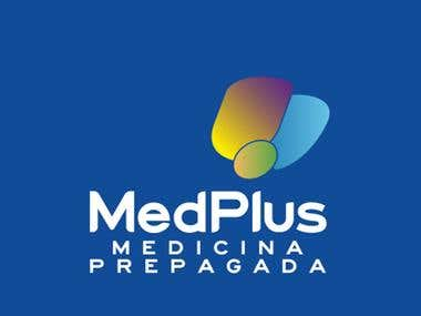 Logo for MedPlus - Medical Company