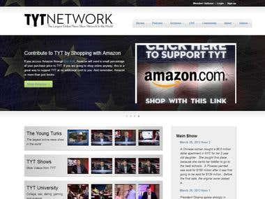 WP Membership Site...