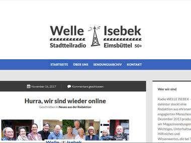 Welle Isebek