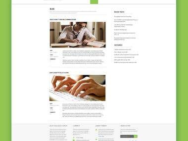 Web Design - Alta College Coach