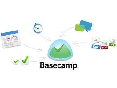 Project Management using Basecamp