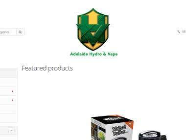 Adelaid hydro & vape