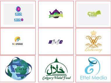recent logo design