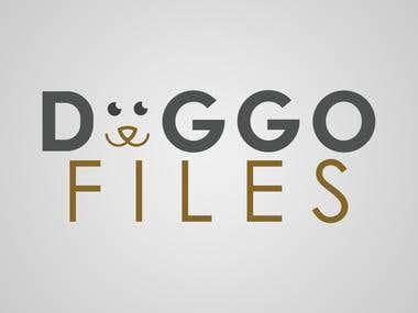 DogGoFiles Logo Design