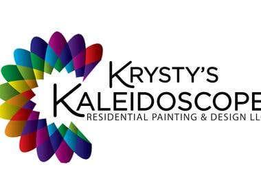Krystys Kaleidoscope Logo