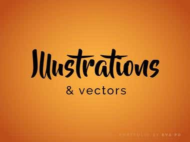 Illustrations & Vectors