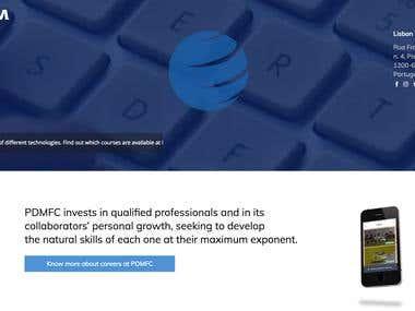 PDMFC Website