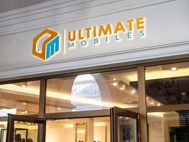 Logo Design for Mobiles a Retailer