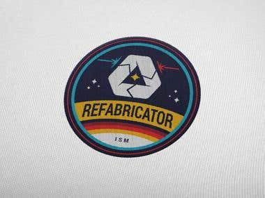 NASA Patch Refabricator