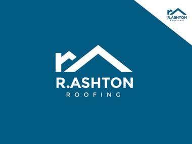 R. Ashton Roofing Logo