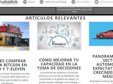 urbizlinkmagazine.com