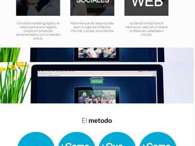 Paginas WEB / Websites