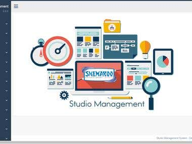 Studio Management System