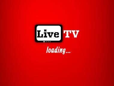 TV APP UI DESIGN