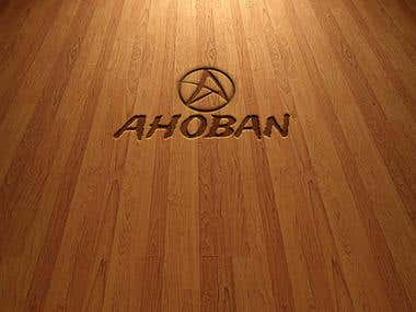 Music Logo Ahoban