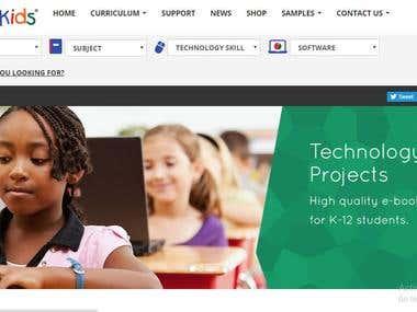 TechnoKids | ASP.NET MVC | Azure