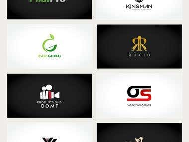 Modern & classic logos