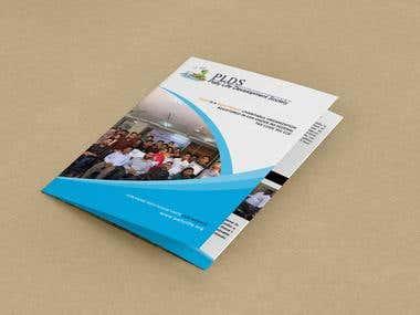 Brochure Design for plds