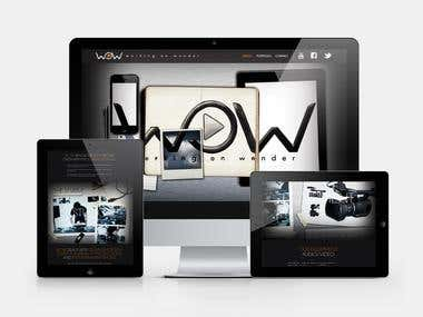 BRAND RESTYLING and WEB DESIGN