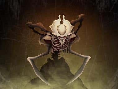 Legacy of Kain Soul Reaver Zephon