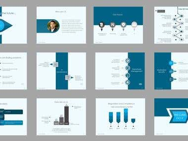 Powerpoint Template / Slides Design