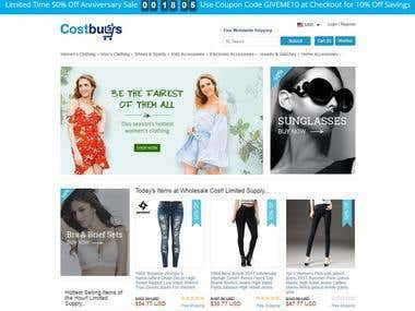 E-commerce - CostBus